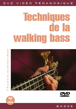 Techniques de la walking bass