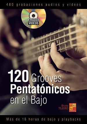 120 Grooves pentatónicos en el bajo
