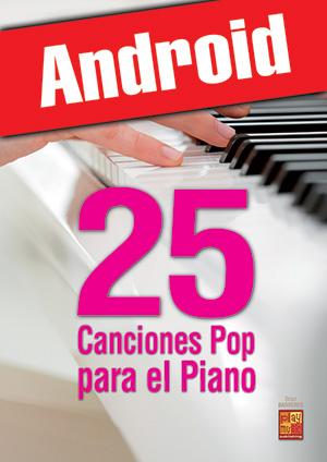 25 canciones pop para el piano (Android)