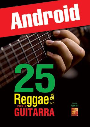 25 reggae & ska para la guitarra (Android)