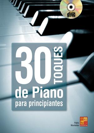 30 toques de piano para principiantes