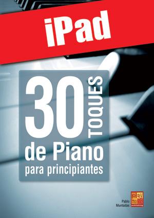30 toques de piano para principiantes (iPad)