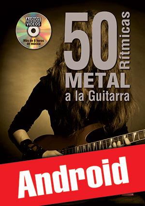 50 rítmicas metal a la guitarra (Android)