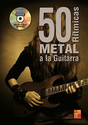 50 rítmicas metal a la guitarra