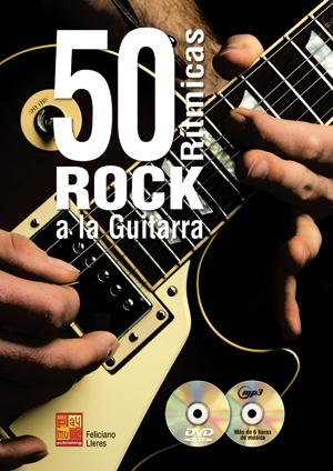50 rítmicas rock a la guitarra