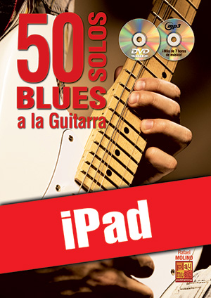 50 solos blues a la guitarra (iPad)