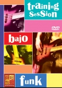 DVD Training Session - Bajo funk