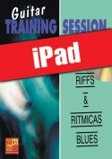 Guitar Training Session - Riffs & rítmicas blues (iPad)