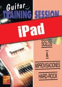 Guitar Training Session - Solos & improvisaciones hard-rock (iPad)