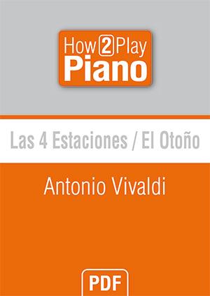 Las Cuatro Estaciones / El Otoño - Antonio Vivaldi