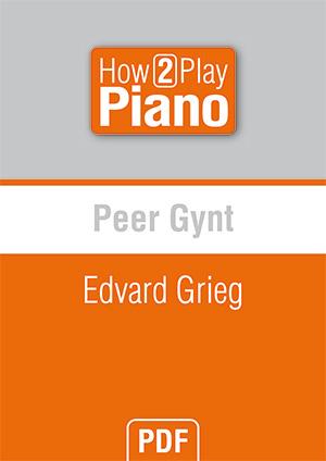Peer Gynt - Edvard Grieg