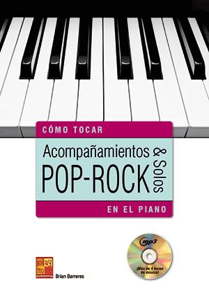 Acompañamientos y solos pop-rock en el piano
