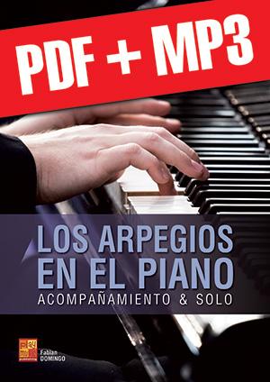 Los arpegios en el piano (pdf + mp3)