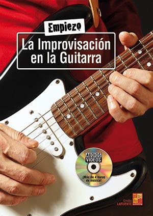 Empiezo la improvisación en la guitarra