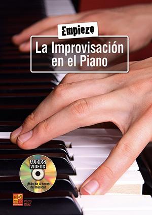 Empiezo la improvisación en el piano