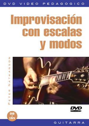 Improvisación con escalas y modos