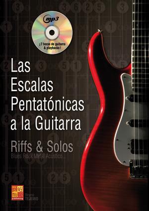 Las escalas pentatónicas a la guitarra