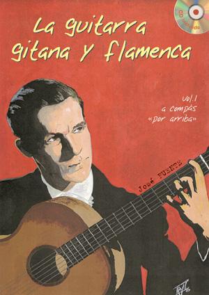 La guitarra gitana y flamenca