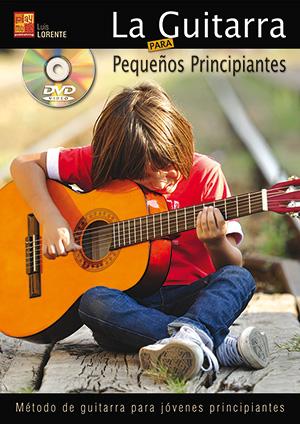 La guitarra para los pequeños principiantes