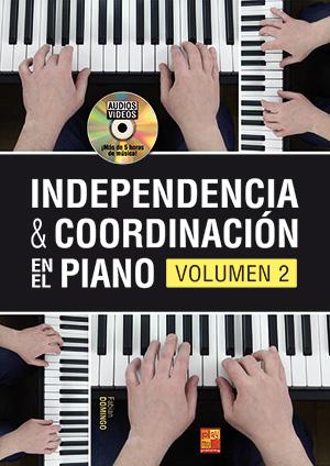 Independencia & coordinación en el piano - Volumen 2