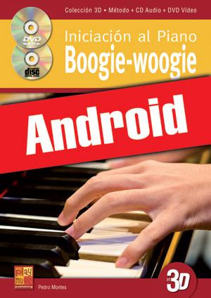 Iniciación al piano boogie-woogie en 3D (Android)