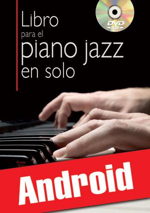 Libro para el piano jazz en solo (Android)
