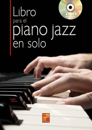 Libro para el piano jazz en solo