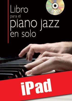 Libro para el piano jazz en solo (iPad)