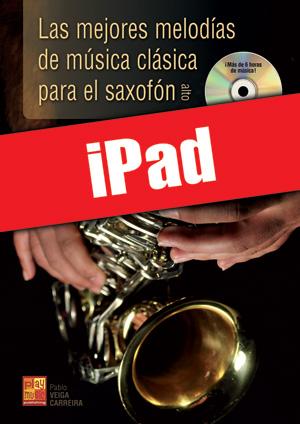 Las mejores melodías de música clásica para el saxofón (iPad)