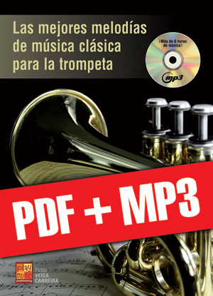 Las mejores melodías de música clásica para la trompeta (pdf + mp3)
