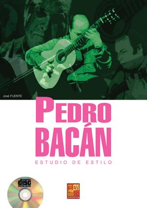 Pedro Bacán - Estudio de estilo