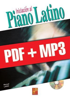 Iniciación al piano latino (pdf + mp3)