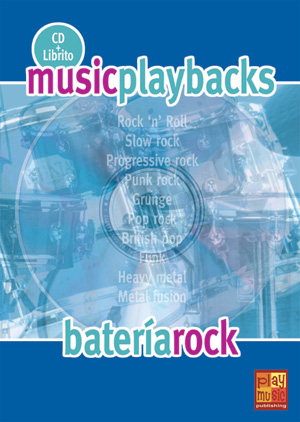 Music Playbacks - Batería rock