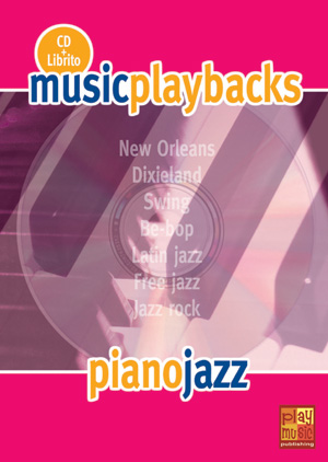 Music Playbacks - Piano jazz