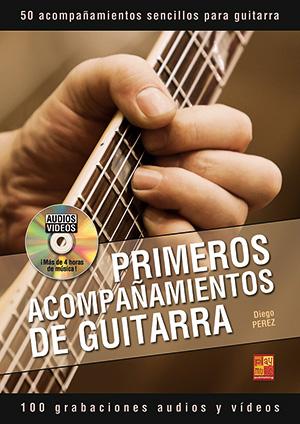 Primeros acompañamientos de guitarra