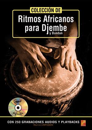 Colección de ritmos africanos para djembe y dundun