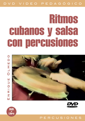 Ritmos cubanos y salsa con percusiones