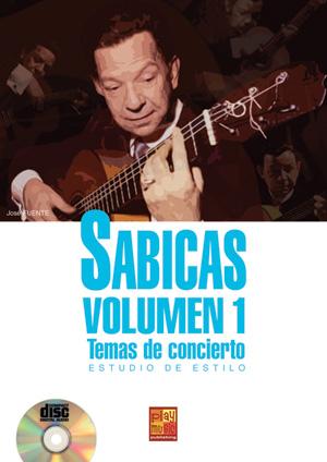 Sabicas - Estudio de estilo (Volumen 1)