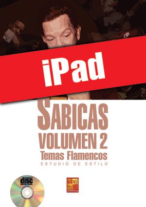 Sabicas Volumen 2 - Estudio de estilo (iPad)