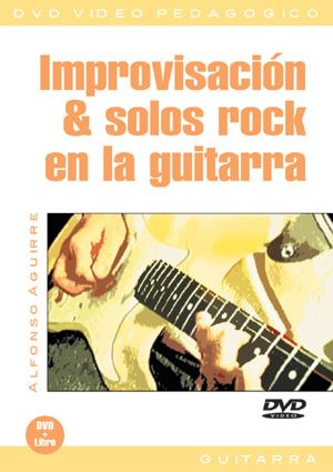 Improvisación & solos rock en la guitarra