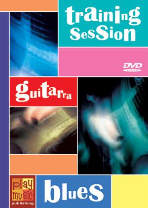 DVD Training Session - Guitarra blues