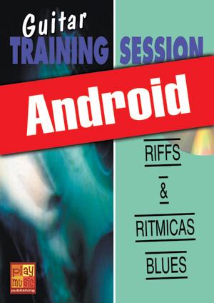 Guitar Training Session - Riffs & rítmicas blues (Android)