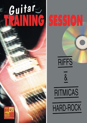 Guitar Training Session - Riffs & rítmicas hard-rock