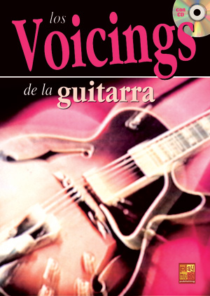Los voicings de la guitarra