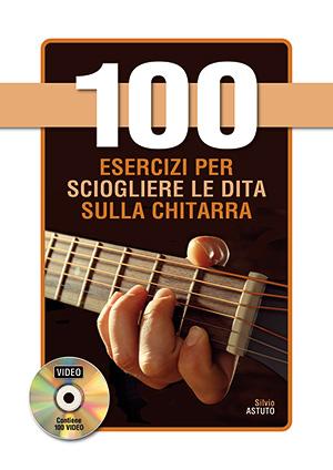 100 esercizi per sciogliere le dita sulla chitarra