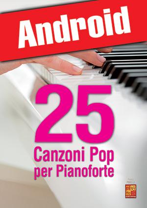 25 canzoni pop per pianoforte (Android)