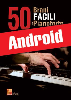 50 brani facili per pianoforte (Android)