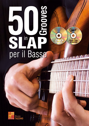 50 grooves in slap per il basso