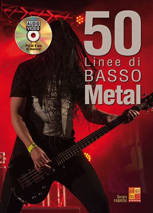 50 linee di basso metal