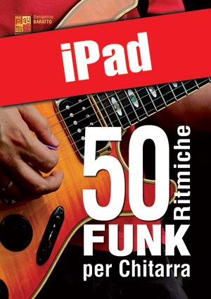 50 ritmiche funk per chitarra (iPad)